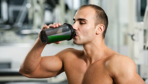 pre-workout smoothie for power