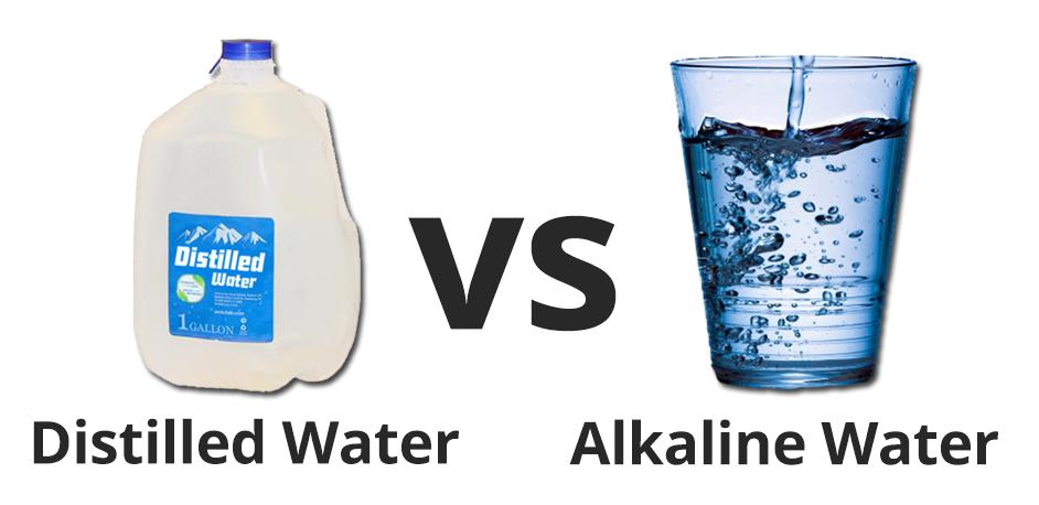 alkalized water benefits